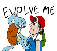 Squirtle Says by In-The-Machine
