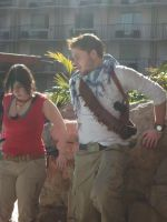Anime LA 8 Uncharted Photoshoot 6 by StormWolf92