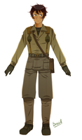 Brazil WW2 Soldier by FlopyLopez
