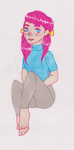 bowtie humanised by princessofcoffee