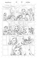 Avengers Academy 15  page 3 by TomRaney