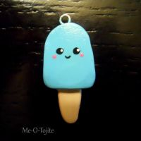 Popsicle Charm by Me-O-Tojite
