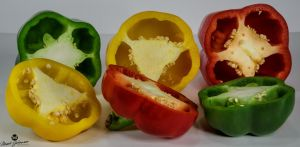 Trio Peppers by mjohanson