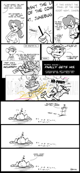 At last, Beverly's First Comic Proper, p2 by BestHeelofAllTime