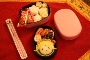 Bento Sailor Moon by RiYuPai