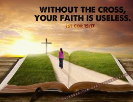 Without the cross..... by kevron2001