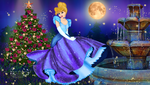 Cinderella Christmas by AnnaPearlyrose