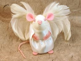 Angel Mouse by The-House-of-Mouse