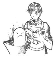 Cooking Pudding: Suiko_RPG by Spambi