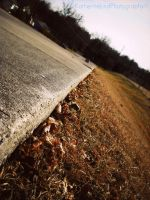 Where the Sidewalk Ends by KatieLindPhotography
