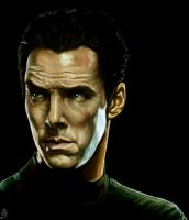 Star Trek Into Darkness - John Harrison by Bilou020285
