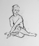 Life Drawing 01 Winter 2012 by szekei