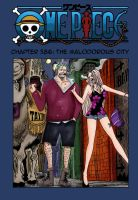 One Piece 586: Cover by MissLuena