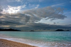 Clouds over Kailua by Kaniala83