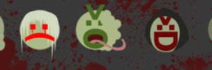 Left 4 Dead Emotes - Infected by TheGoldenCrowbar