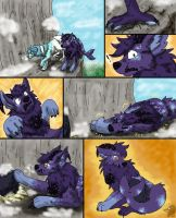 Fall of Fate (Stage 1 egg hatching) by SpizFeral