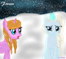 Do you want to build a snowman? by leopardstar13