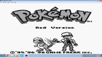 Playing Pokemon Red Version by Shark-the-waterhog