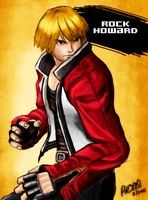 -:Rock Howard:- by moodyPI