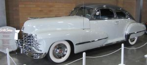 47 Caddy Style by zypherion