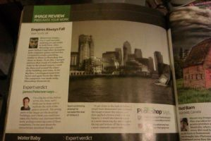 My Work in practical Photoshop Magazine 2 by SeanScottUK