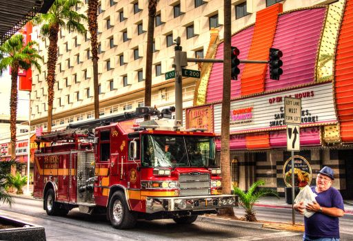 Las Vegas Fire and Rescue by Gallery-North