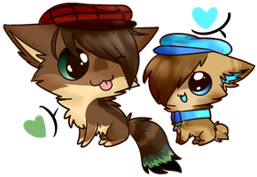 ~AA~ Tippy and Celine sauce by sherbi