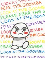 cute goomba by taiyue