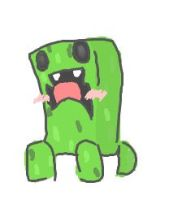 Adorable Creeper by Andreas0047
