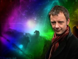 John Simm Galaxy by yohlenyaoilover