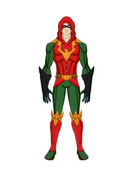 Flamebird by All10