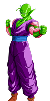 Colored 029 - Piccolo 002 by VICDBZ