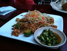 Fried Mama Noodles by Gexon