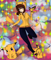 PikachanVA Request by angelicshine