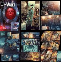The Vault #2 by saktiisback