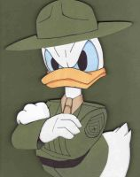 Gunny Duck by Zeartist