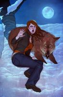 Cry Wolf issue 1 by jfrison