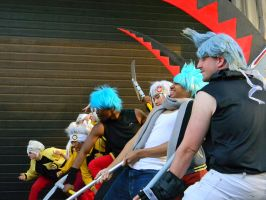 Soul Eater - Weapon Assault - ACen 2013 by EndOfGreatness