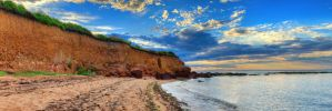 Daveys Bay - Panograph by fazz1977