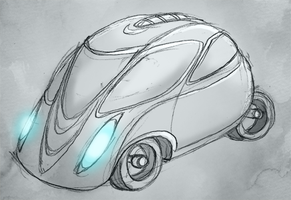 IT'S A SLIGHTLY SMALLER MOTHERFUCKING CAR by medli20