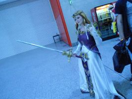 Zelda's 'sword' MCM Expo May 2012 by Lady-Avalon