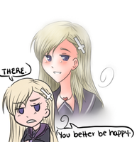 Hmph. by AskFemNorway