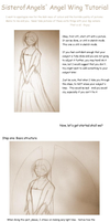 How to Draw - Angel Wings by Wadjet-the-Protector