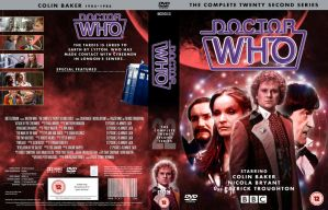 DOCTOR WHO CLASSIC SERIES 22 by MrPacinoHead