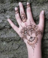 Henna Arches by flowerwills