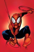 Ultimate Spider-Man by LuisFuentes