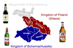 Silesian Poland, Bohemia and Brandenburg + Beer by kasumigenx
