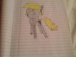 Derpy Hooves by VazquezG19