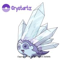 Quartz Pokemon - 5th gen by farreer