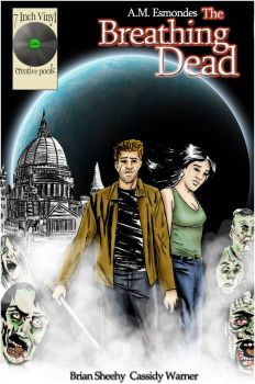 The Breathing Dead - Comic Cov by AuthorArtemis